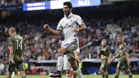 Marco Asensio, talenta muda Real Madrid. - INDOSPORT