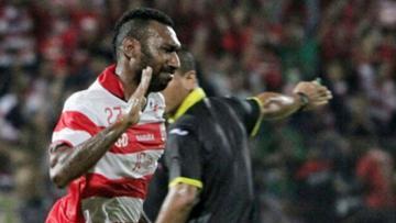 Penyerang Madura United, Patrich Wanggai