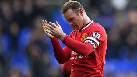 Wayne Rooney berpotensi hengkang ke Los Angeles Galaxy. - INDOSPORT