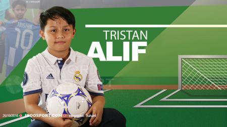 Wawancara eksklusif terkait nasib Tristan Alif di Eropa. - INDOSPORT
