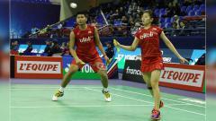 Indosport - Praveen Jordan/Debby Susanto melaju ke semifinal Hong Kong Open 2016.