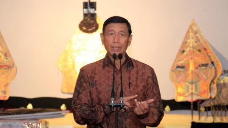 Wiranto, politikus Indonesia dan tokoh militer Indonesia. - INDOSPORT