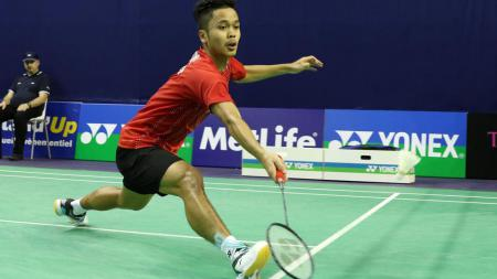 Anthony Sinisuka Ginting. - INDOSPORT