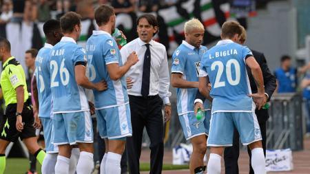 Skuat Lazio. - INDOSPORT