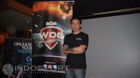 Welly, Direktur Kairos Event Management. - INDOSPORT