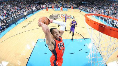 Russell Westbrook (Oklahoma City Thunder). - INDOSPORT
