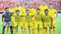 Indosport - Bhayangkara imbang atas Semen Padang.