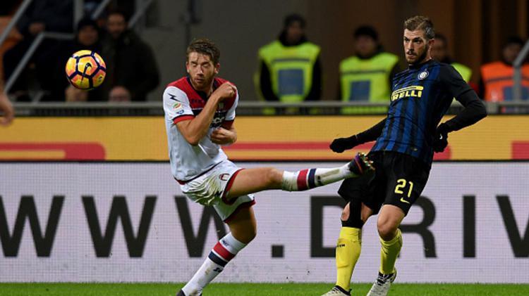 Inter Milan vs Crotone Copyright: Grafis: Muproni/INDOSPORT-Internet