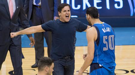 Mark Cuban - INDOSPORT