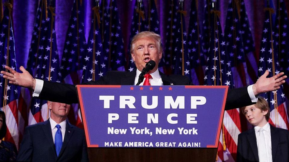 Donald Trump (Presiden Amerika Serikat) Copyright: Internet