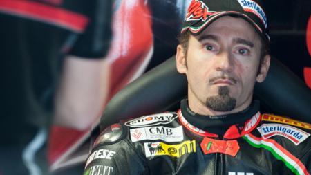 Pembalap MotoGP asal Italia, Max Biaggi. - INDOSPORT