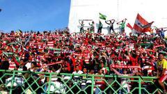 Indosport - Suporter Madura United, K-conk Mania.