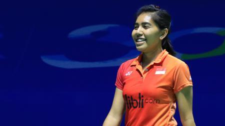 Nitya Krshinda Maheswari, pelatih baru di PBSI. - INDOSPORT