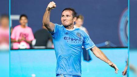 Frank Lampard akan meninggalkan New York City FC di akhir bulan Desember 2016 mendatang. - INDOSPORT
