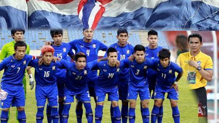 Skuat Thailand - INDOSPORT