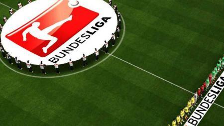 Ilustrasi pertandingan Bundesliga Jerman. - INDOSPORT