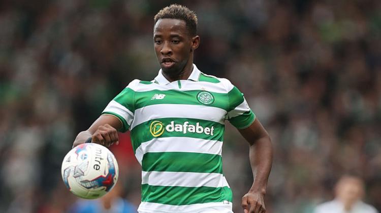 Pemain muda Celtic FC, Moussa Dembele Copyright: INTERNET