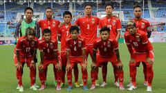 Indosport - Skuat Tim Nasional Myanmar.