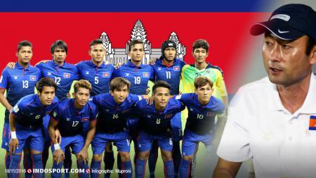 Sepakbola ASEAN: Keras dan Kompetitifnya Pembinaan Pemain Muda Timnas Kamboja - INDOSPORT