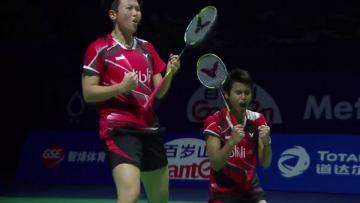 Owi/Butet melaju ke final China Open Super Series Premier 2016.