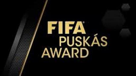 Puskas Award. - INDOSPORT