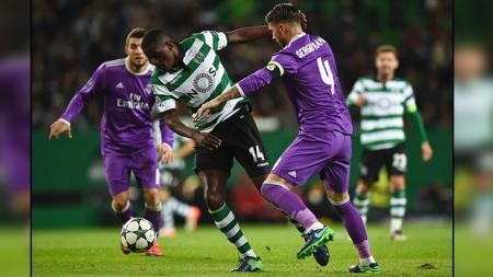 Sporting Lisbon vs Real Madrid - INDOSPORT