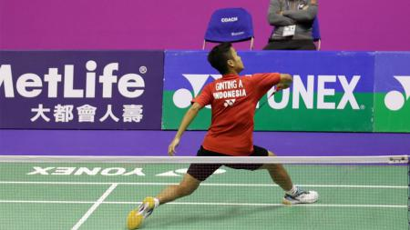Anthony Ginting Sinisuka. - INDOSPORT