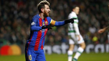 Lionel Messi, penyerang Barcelona