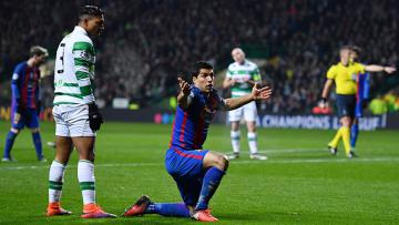 Luis Suarez vs Celtic