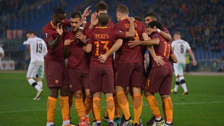 AS Roma luncurkan Facebook dan situs resmi berbahasa Indonesia. - INDOSPORT