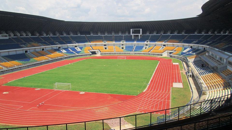 Stadion Gelora Bandung Lautan Api, Bandung. Copyright: INTERNET