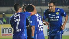 Indosport - Kemenangan Persib Bandung atas Perseru Serui, Hariono cetak sejarah di Persib.