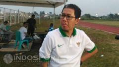 Indosport - Plt Ketum PSSI, Joko Driyono, selaku, tersangka perusakan barang bukti.