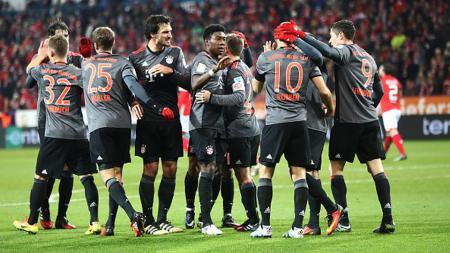 Mainz 05 vs Bayern Munchen - INDOSPORT
