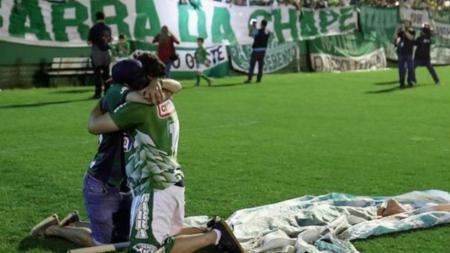 Chapecoense. - INDOSPORT