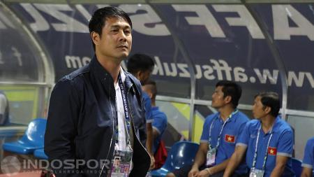 Pelatih Timnas Vietnam, Nguyen Huu Thang - INDOSPORT