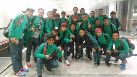 Timnas Indonesia mendapat jatah libur pada hari ini, dan akan kembali latihan pada esok hari. - INDOSPORT