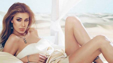 Belen Rodriguez pacar Andrea Iannone. - INDOSPORT