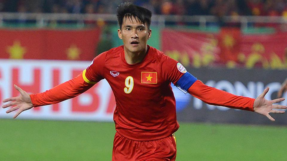 Lee Chong Vinh (pemain Vietnam) Copyright: Internet
