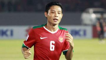 Evan Dimas siap turun bertanding saat berhadapan dengan Myanmar.
