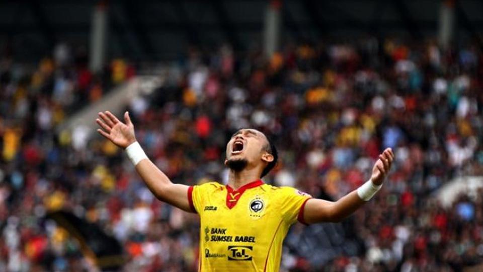 Airlangga Sucipto (Sriwijaya FC) Copyright: Internet