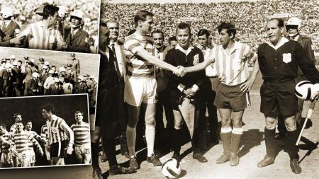 The Battle of Montevideo 1967. - INDOSPORT