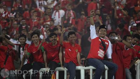 Suporter Indonesia. - INDOSPORT