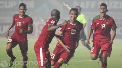 Indosport - Hansamu Yama (kedua dari kiri).