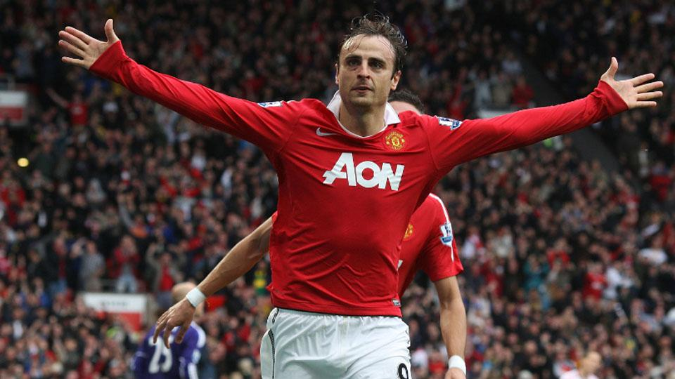 Dimitar Berbatov Copyright: Internet