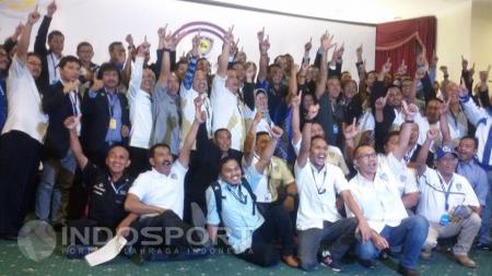 Ikatan Motor Indonesia (IMI) baru selesai menggelar Rakernas 2016. - INDOSPORT