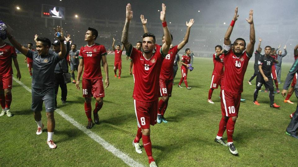 Timnas Indonesia Piala AFF 2016 Copyright: FOX Sports Football