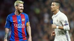 Indosport - Lionel Messi dan Cristiano Ronaldo