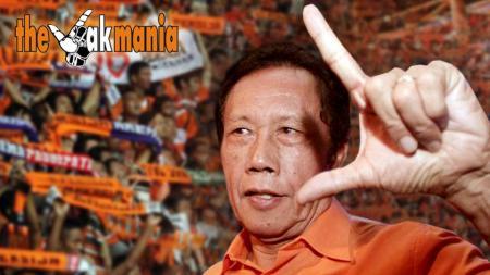 Mantan Gubernur Jakarta Sutiyoso dan beberapa tokoh lain, memberikan sumbangsih ke sepak bola Indonesia lewat turnamen yang menggunakan nama mereka sendiri. - INDOSPORT