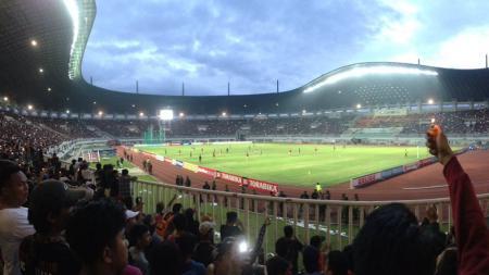 Stadion Pakansari. - INDOSPORT
